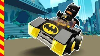 ЛЕГО машина новая эпизод. Лего для малышей. Лего мультик. Гонки игры супер гонки. Машинка для детей.