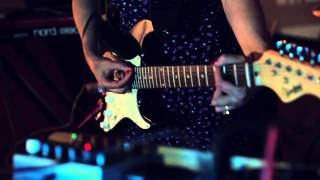 Clara Hill - Lost Winter - live with Band