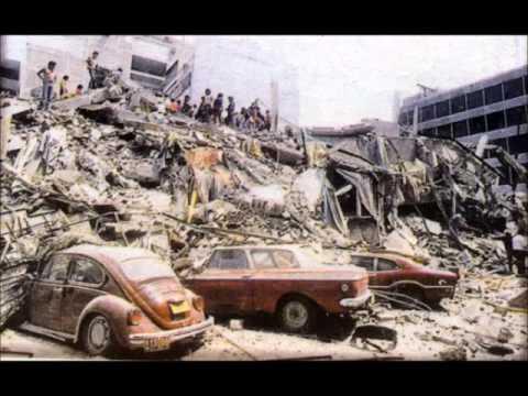 Documental equipo 7 el terremoto de 1985