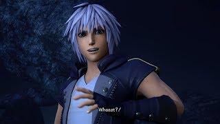 Kingdom Hearts III: Aqua Is Like Sora