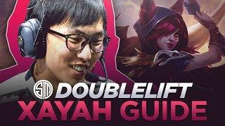 TSM Doublelift Xayah Guide
