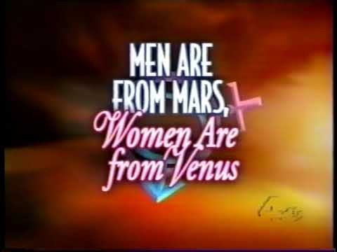 Micky and Ami Dolenz on Men are From Mars, Women are From Venus April, 2000