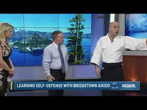 Bridgetown Aikido on Local News