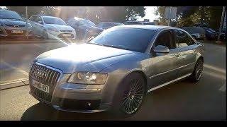 ᴴᴰ 2007 Audi A8 V6 3.0 TDI: Test drive