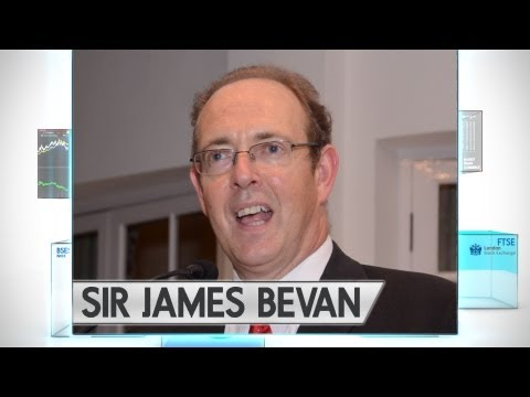 Sir James Bevan, British High Commissioner to India