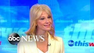 Baixar 'Donald Trump won, we didn't need WikiLeaks, we had Wisconsin': Kellyanne Conway