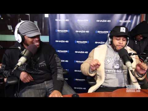 DJ Mustard's New Artist, Choice, Freestyles Live on Sway in the Morning