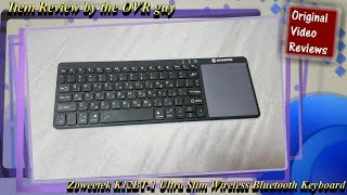 item review zoweetek ultra slim wireless bluetooth keyboard k12bt 1