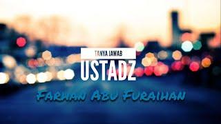 TJ Ustadz Farhan - Suami mencari nafkah jauh dari istri
