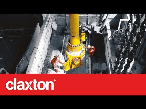 Drilling Riser Systems from Claxton