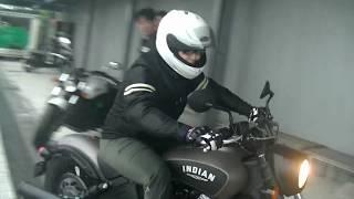 【第2弾】たいちょーのバイク探し INDIAN SCOUT BOBBER編