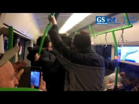 Szczecin: Kontrolerzy w akcji. Pasażerowie straszą prokuraturą