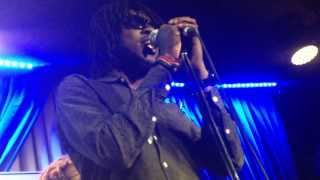 """Chronixx """"Smile Jamaica"""" Live at the Blue Note, NYC"""