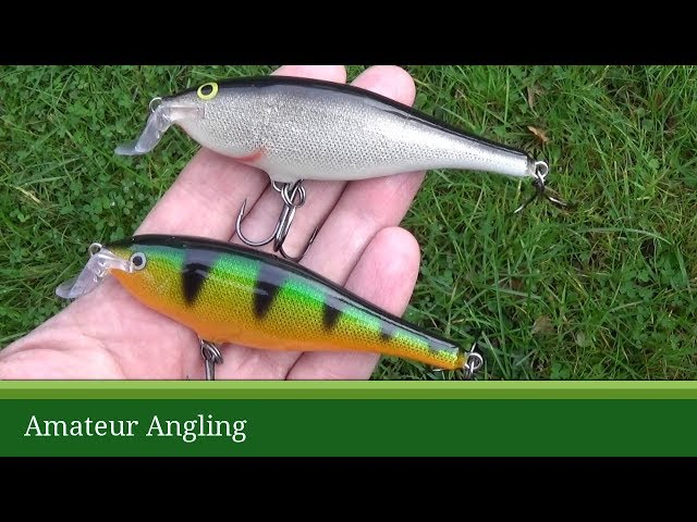 Hard lure river pike fishing basics