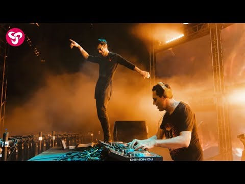 Tiësto & KSHMR - Harder [Subtitulado Español e Ingles] ft. Talay Riley HD