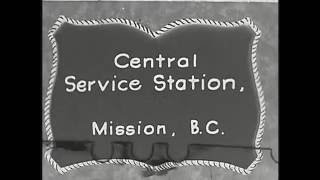 14 Fraser Valley Home Gas Stations in 1931