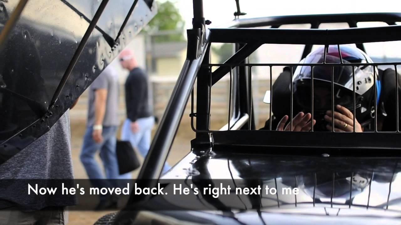 Jeremy Elliott Surveys The View From Inside A Sprint Car Youtube