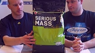 Optimum Nutrition Serious Mass Review Video