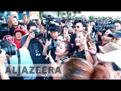 Former Thai prime minister receives five-year prison sentence