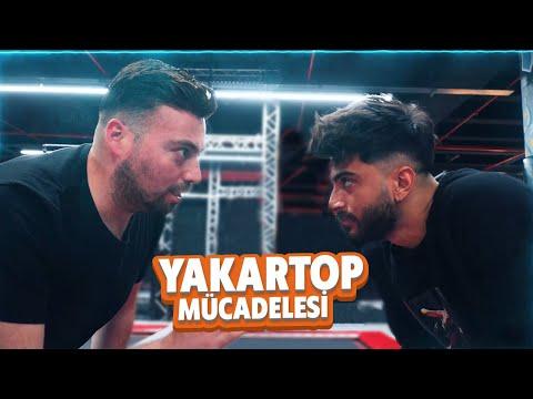 TİKTOK YOUTUBE'A KARŞI! CEZALI YAKAR TOP KAPIŞMASI #1