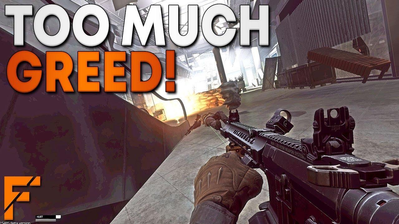 Eu sou muito ganancioso! | Escape From Tarkov + vídeo