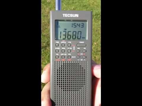 China Radio International Chinese - 13680 KHZ - 15:43 UTC