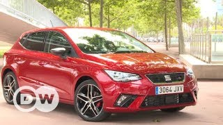 Good things come in fives: Seat Ibiza | DW English thumbnail