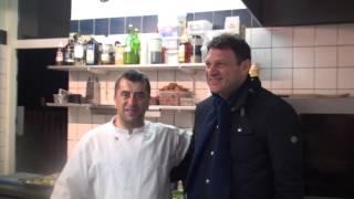 Ödüllü aşçımız Ismail Aydoganer (telif hakkı: Ünsal Turan