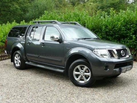 slate grey nissan navara tekna connect auto with hardtop. Black Bedroom Furniture Sets. Home Design Ideas