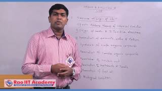 Origin of Life - NEET AIPMT AIIMS Zoology Video Lecture [RAO IIT ACADEMY]