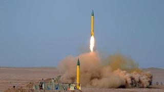 أخبار عربية وعالمية - بيان سعودي أمريكي: صواريخ #إيران تهديد مباشر لأمن العالم