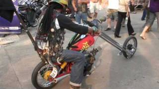 PATTAYA THAILAND BIKE WEEK 2009 PART 1