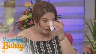 Magandang Buhay: Momshie Karla sheds tears