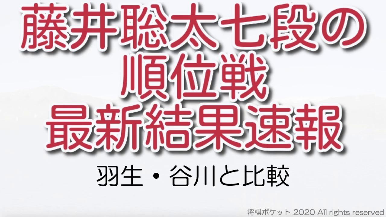 聡太 速報 形勢 藤井