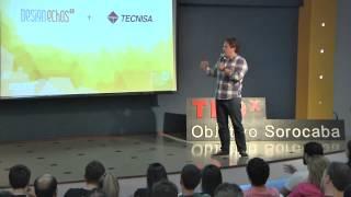 Design Thinking - Solucionando problemas complexos | Ricardo Ruffo | TEDxObjetivoSorocaba