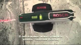 Видео для сайта http://rovnilko.ru. Разметка для установки шуткатурных маячков.