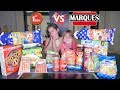 1ER PRIX VS MARQUES CHALLENGE ! • Kalys VS Athena - Studio Bubble Tea