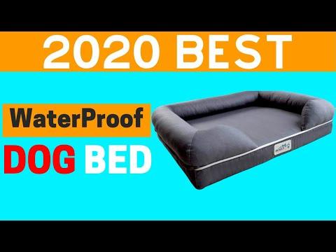 best-waterproof-dog-bed-2020-|-waterproof-dog-bed-review