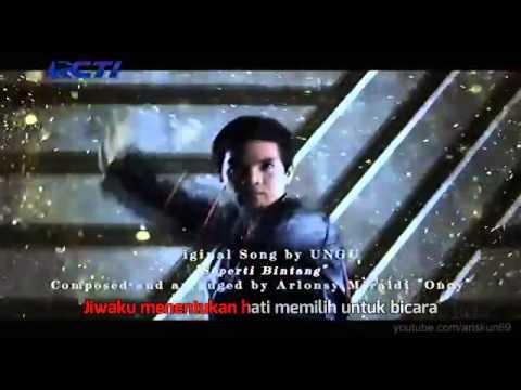 Ungu - Seperti Bintang Lirik (Opening Bima Satria Garuda)