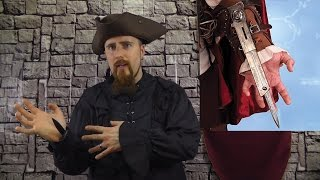 One of Skallagrim's most viewed videos: Assassin's Creed hidden blade: Would it be practical in real-life?