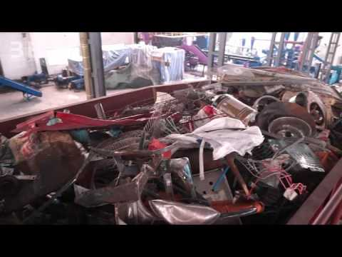 3E SCRAP METAL RECYCLING LINE