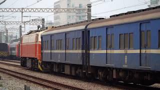 2019.03.05 行包列車迴送6902B次彰化站開車