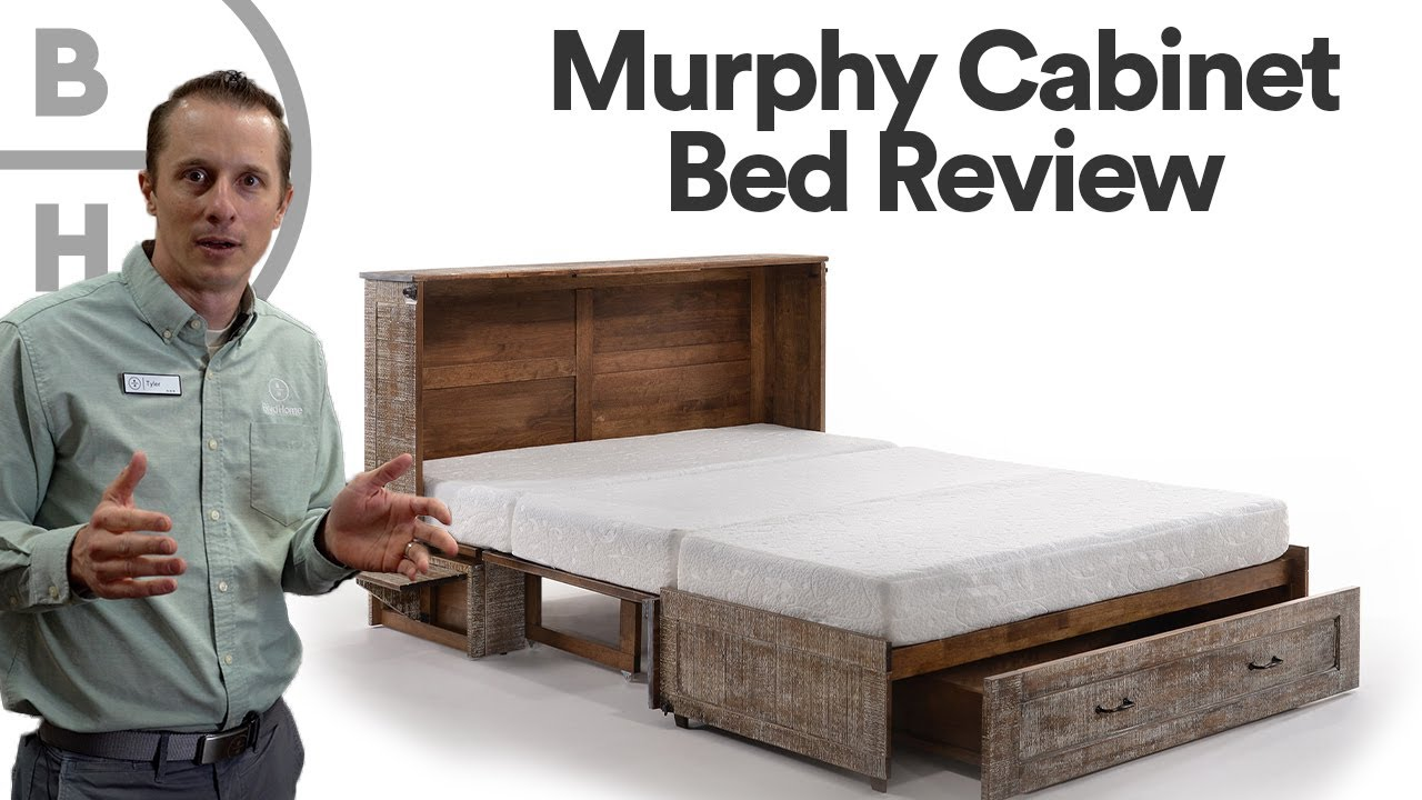 Product Review: What is a Murphy Cabinet Bed?