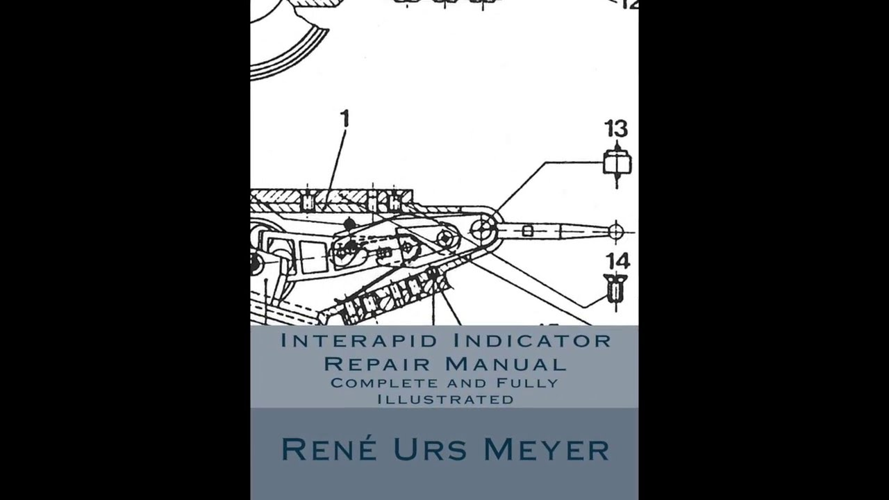 interapid indicator repair manual [ 1280 x 720 Pixel ]