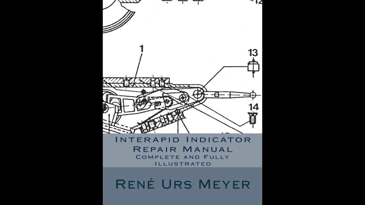 hight resolution of interapid indicator repair manual