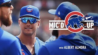 Cubs Outfielder Albert Almora Jr. | Mic'd Up