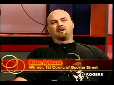 Brian Aylward - Out of the Fog Interview (Rogers TV)