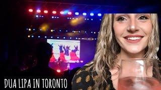 DUA LIPA CONCERT | Date Night in Toronto Vlog