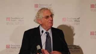 Geoffrey Blainey launches Nick Cater's book