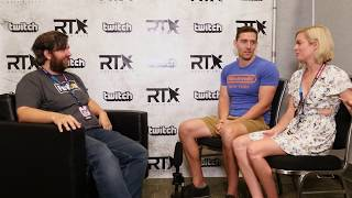 James and Elyse on Reddit scandals, impressions and long distance relationships